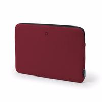 Dicota Skin BASE 13-14.1 14.1Zoll Notebook-Hülle Rot (Rot)