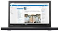 Lenovo ThinkPad X270 2.3GHz i5-6200U 12.5Zoll 4G Schwarz Notebook (Schwarz)