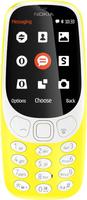 Nokia 3310 2.4Zoll Gelb Funktionstelefon (Gelb)