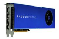 AMD 100-506048 Radeon Pro Duo 32GB GDDR5 Grafikkarte (Blau)