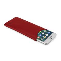 Stilgut B06XWMHW22 Ärmelhülle Rot Handy-Schutzhülle (Rot)