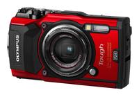 Olympus TG‑5 Kompaktkamera 12MP 1/2.33Zoll CMOS 4000 x 3000Pixel Rot (Rot)