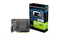 Gainward 426018336-3927 GeForce GT 1030 2GB GDDR5 (Schwarz, Silber)
