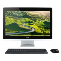 Acer Aspire Z3-715 2.4GHz i5-7400T 23.8Zoll 1920 x 1080Pixel Touchscreen Schwarz, Silber All-in-One-PC (Schwarz, Silber)