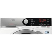 AEG L7FE76495 Freistehend Frontlader 9kg 1400RPM A+++ Weiß Waschmaschine (Weiß)