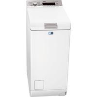 AEG L89375TL Freistehend Toplader 7kg 1300RPM A+++ Weiß Waschmaschine (Weiß)