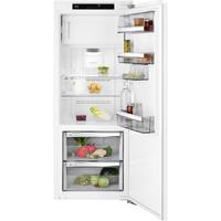 AEG SFE81436ZC Eingebaut 188l A+++ Weiß Kühlschrank mit Gefrierfach (Weiß)