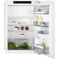 AEG SFE88831AF Eingebaut 117l A+++ Weiß Kühlschrank mit Gefrierfach (Weiß)