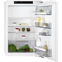 AEG SFE88841AC Eingebaut 117l A+++ Weiß Kühlschrank mit Gefrierfach (Weiß)