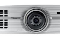 Optoma UHD550X Tragbarer Projektor 2800ANSI Lumen DLP 2160p (3840x2160) Weiß Beamer (Weiß)
