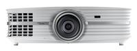 Optoma UHD60 Desktop-Projektor 3000ANSI Lumen DLP 2160p (3840x2160) Weiß Beamer (Weiß)