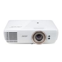 Acer Home V7850 2200ANSI Lumen DLP 2160p (3840x2160) Weiß Beamer (Weiß)