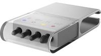 Microsoft GFU-00002 Eingabegerätzubehör (Schwarz, Silber)