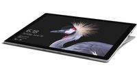 Microsoft Surface Pro 128GB Schwarz, Silber Tablet (Schwarz, Silber)