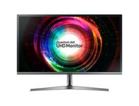 Samsung U28H750UQU 27.9Zoll 4K Ultra HD TN Schwarz Computerbildschirm (Schwarz)