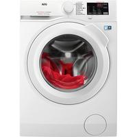 AEG L6FB50470 Freistehend Frontlader 7kg 1400RPM A+++ Weiß Waschmaschine (Weiß)