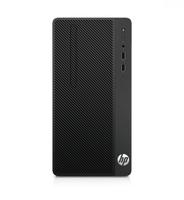 HP 290 G1 Microtower-PC (Schwarz)
