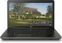 HP ZBook 17 G4 Mobile Workstation (Schwarz)