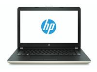 HP Notebook - 14-bs033ng (Schwarz, Gold, Silber)