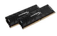 HyperX Predator 16GB 2666MHz DDR4 Kit 16GB DDR4 2666MHz Speichermodul (Schwarz)