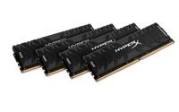 HyperX Predator 64GB 2400MHz DDR4 Kit 64GB DDR4 2400MHz Speichermodul (Schwarz)