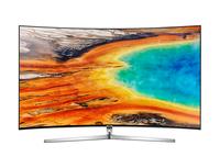 Samsung MU9009 65Zoll 4K Ultra HD Smart-TV WLAN Silber LED-Fernseher (Silber)