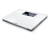 Soehnle Style Sense Multi 200 Elektronische Personenwaage Rechteck Weiß (Weiß)