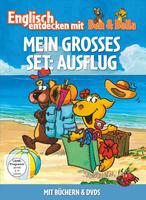 WVG Mein Grosses Set: Ausflug - Ben & Bella Bücher und DVDs