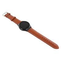 xlyne 540072 Band Braun Leder Smartwatch-Zubehör (Braun)