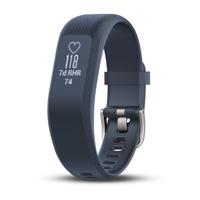Garmin vívosmart 3 Wristband activity tracker OLED Kabellos Blau (Blau)
