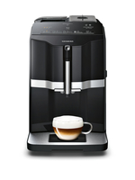 Siemens EQ.3 s100 Freistehend Vollautomatisch Espressomaschine 1.4l 1Tassen Schwarz (Schwarz)