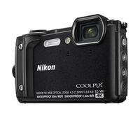 Nikon COOLPIX W300 Kompaktkamera 16MP 1/2.3Zoll CMOS 4608 x 3456Pixel Schwarz (Schwarz)