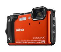 Nikon COOLPIX W300 Kompaktkamera 16MP 1/2.3Zoll CMOS 4608 x 3456Pixel Rot (Rot)