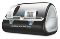 DYMO LabelWriter 450 Twin Turbo (Schwarz, Silber)