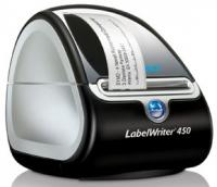 DYMO LabelWriter 450 (Schwarz, Silber)