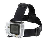 Easypix 55235 Kopf Kopfband Zubehör für Actionkameras (Schwarz)