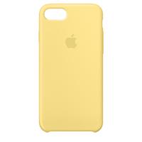 Apple MQ5A2ZM/A 4.7Zoll Hauthülle Gelb Handy-Schutzhülle (Gelb)