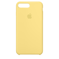 Apple MQ5E2ZM/A 5.5Zoll Hauthülle Gelb Handy-Schutzhülle (Gelb)