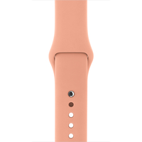 Apple 42 mm Sportarmband, Flamingo (Koralle)