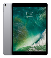 Apple iPad Pro 512GB 3G 4G Grau Tablet (Grau)