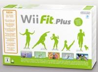 Nintendo Fit Plus (Software) + Balance Board, Wii