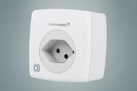 Homematic IP HMIP-PSM-CH 1AC-Ausgänge Weiß Fernbedienbares Netzteil (Weiß)