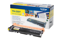 Brother TN-230Y Yellow Toner Cartridge