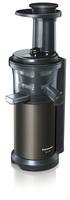 Panasonic MJ-L600 Langsamer Entsafter 150W Schwarz (Schwarz)