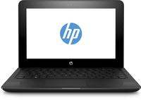 HP x360 - 11-ab004ng (Schwarz)