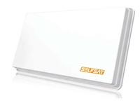 Selfsat H30D2 10.7 - 12.75GHz Weiß Satellitenantenne (Weiß)
