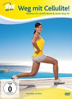 WVG Fit For Fun - Weg mit Cellulite! Straffe Beine, Sexy Po DVD Deutsch