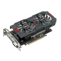 ASUS Radeon RX 560 OC Radeon RX 560 2GB GDDR5 (Schwarz)