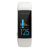 Polar A370 Wristband activity tracker TFT Verkabelt/Kabellos IP30 Weiß (Weiß)