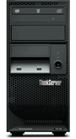 Lenovo ThinkServer TS150 3.3GHz E3-1225V6 250W Tower (4U) Server